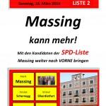 Massing kann mehr!